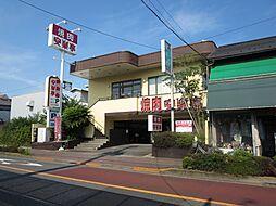 東京都江戸川区大杉2丁目の賃貸マンションの外観