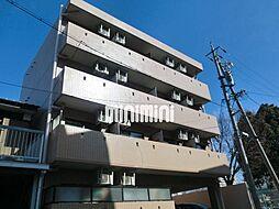 コスモピア山王[3階]の外観