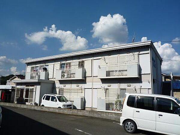 パナハイツ東吉津 1階の賃貸【広島県 / 福山市】