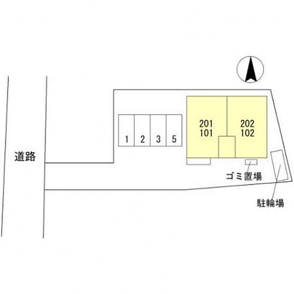 シュトラール喜連II[1階]の外観