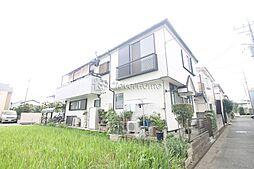 神奈川県相模原市南区御園2丁目の賃貸アパートの外観