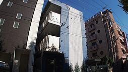 埼玉県川口市西川口1丁目の賃貸アパートの外観