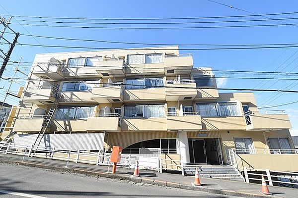 メゾン南平 4階の賃貸【東京都 / 日野市】