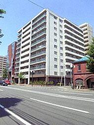 北海道札幌市中央区北三条東3丁目の賃貸マンションの外観