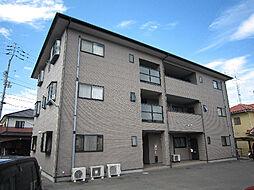 愛媛県松山市東野3丁目の賃貸マンションの外観