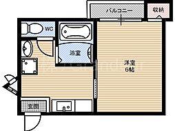コートドリコ[2階]の間取り