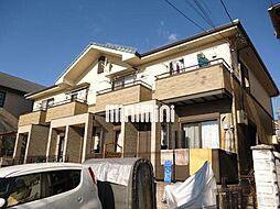 [テラスハウス] 愛知県名古屋市天白区植田山4丁目 の賃貸【/】の外観