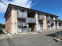 兵庫県伊丹市昆陽池1丁目の賃貸アパートの外観