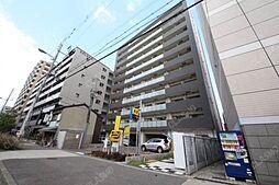 大阪府大阪市北区中津6の賃貸マンションの外観