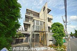 大阪府枚方市星丘1丁目の賃貸マンションの外観