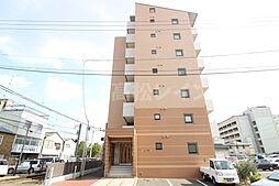 香川県高松市観光通2丁目の賃貸マンションの外観
