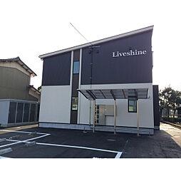 Live shine[101号室]の外観