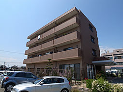 兵庫県姫路市別所町別所2丁目の賃貸マンションの外観