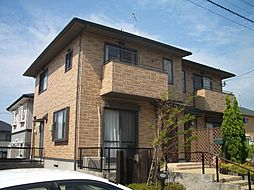 [テラスハウス] 福岡県福岡市東区美和台新町 の賃貸【/】の外観