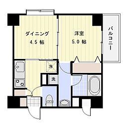 S-FORT板橋志村[206号室]の間取り