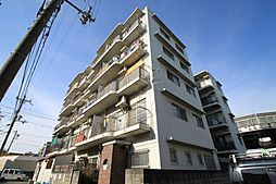 コーポ柴原[5階]の外観