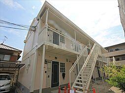 サンライフ山本[1階]の外観