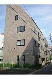 新潟県新潟市中央区月町の賃貸マンションの外観