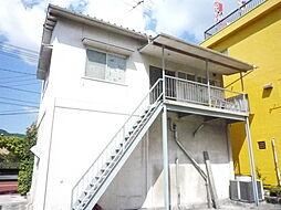 広島県呉市阿賀南1丁目の賃貸アパートの外観
