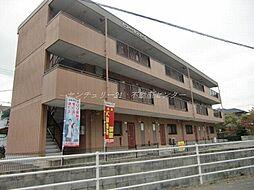 岡山県岡山市東区西大寺中野の賃貸マンションの外観