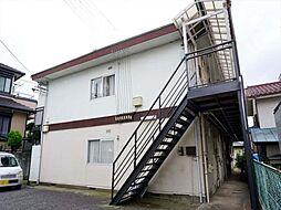 Hamanoハウス[2階]の外観