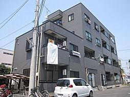 大場マンション[102号室]の外観