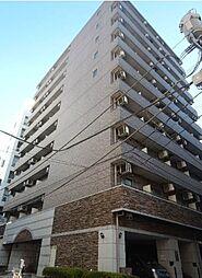 東京都中央区日本橋兜町の賃貸マンションの外観
