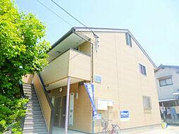 セトル柿ノ樹[1階]の外観