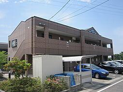 愛知県みよし市黒笹1丁目の賃貸アパートの外観