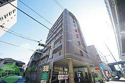 大阪府東大阪市水走2丁目の賃貸マンションの外観