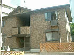 長崎県西彼杵郡長与町吉無田郷の賃貸アパートの外観