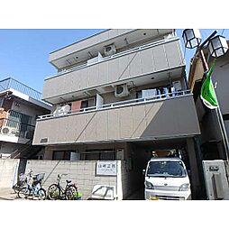 ドエルヤマザキ[101号室]の外観