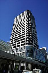 大阪府大阪市阿倍野区阿倍野筋1丁目の賃貸マンションの外観