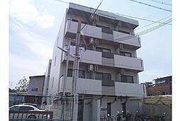 エレガンス東寺[401号室]の外観