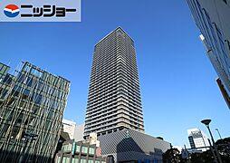 グランドメゾン御園座タワー 2904・2905[29階]の外観