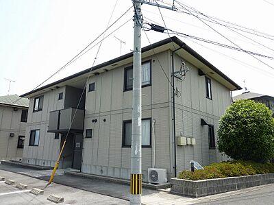 外観,2LDK,面積58m2,賃料4.2万円,,,福岡県久留米市上津町