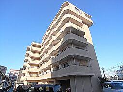 第二アビタシオン浅倉[5階]の外観