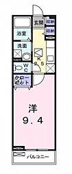ファインヨコハマ[203号室号室]の間取り