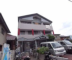 京都府京都市北区大宮西脇台町の賃貸マンションの外観