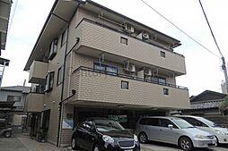 兵庫県宝塚市福井町の賃貸マンションの外観
