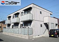 フィールス B棟[1階]の外観
