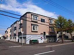 札幌市営東西線 菊水駅 徒歩8分の賃貸アパート