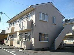 三重県四日市市大井手3丁目の賃貸アパートの外観