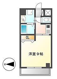 Ma Maison Rever(マ・メゾン・リヴェール)[4階]の間取り