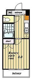 メゾンナツウメ[5階]の間取り