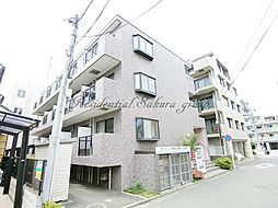神奈川県藤沢市湘南台3丁目の賃貸マンションの外観