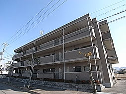 兵庫県姫路市四郷町山脇の賃貸マンションの外観