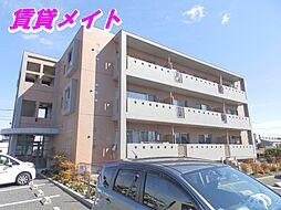 三重県四日市市白須賀2丁目の賃貸マンションの外観