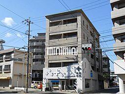 愛知県名古屋市天白区植田西3の賃貸マンションの外観