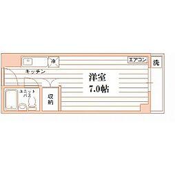 上熊本駅 2.4万円